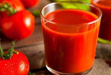 beneficis del suc de tomàquet