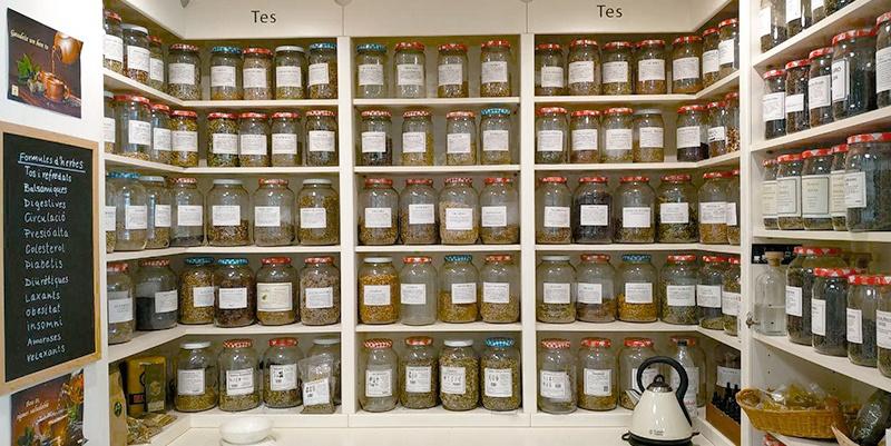 comprar-productes-naturals-ecologics-herbolario-catalunya-tes-infusiones-naturals-te-verde-te-negro-comprar-herbes-naturals